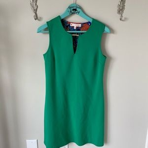 Jude Connelly green shift dress XS